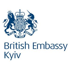 British Embassy Kyiv